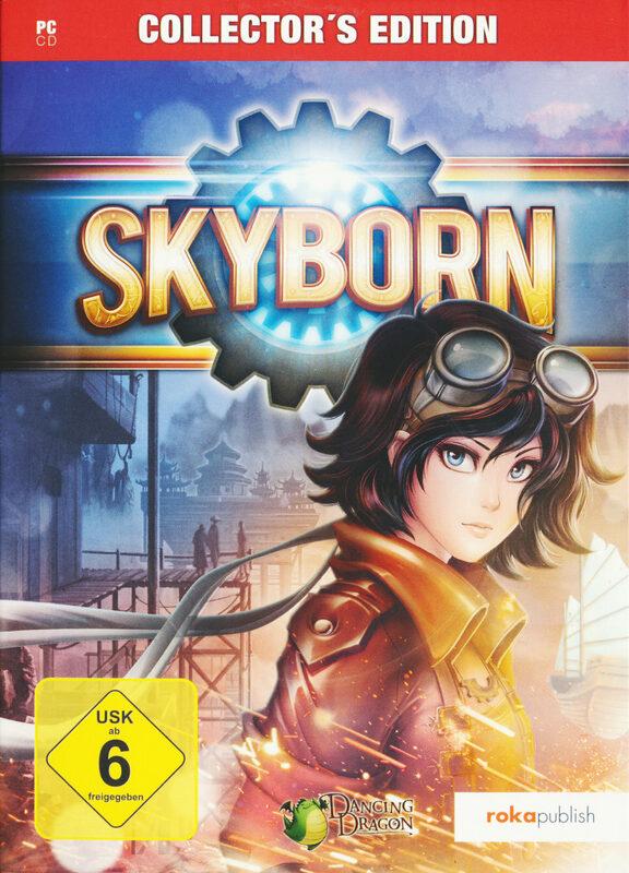 Skyborn - Collectors Edition PC Bild