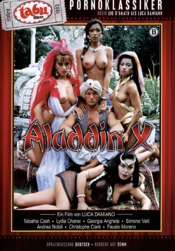 Aladdin X DVD Bild