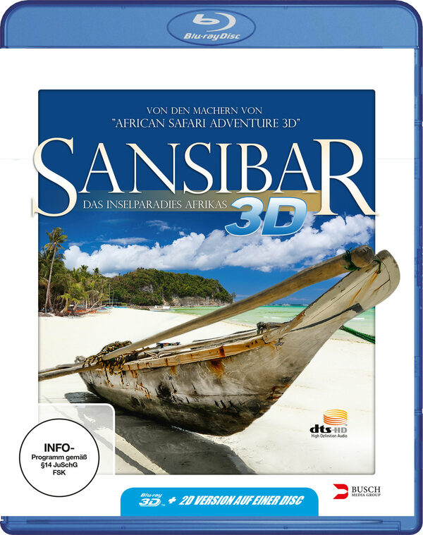 Sansibar Blu-ray Bild