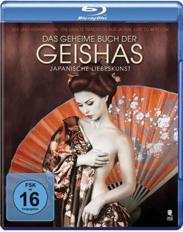 Das geheime Buch der Geishas Blu-ray Bild