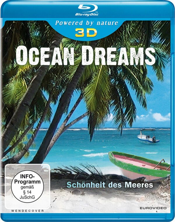 Ocean Dreams  (inkl. 2D-Version) Blu-ray Bild