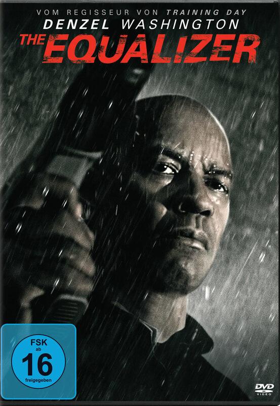 The Equalizer DVD Bild