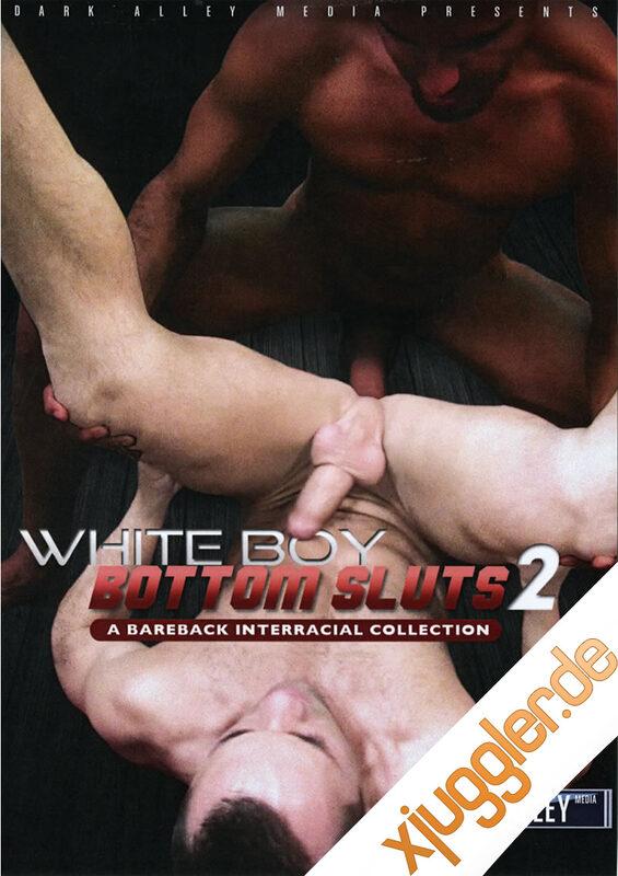 White Boy Bottom Slut 2 Gay DVD Bild
