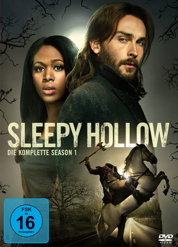 Sleepy Hollow - Season 1  [4 DVDs] DVD Bild