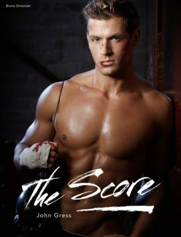The Score Gay Buch / Magazin Bild