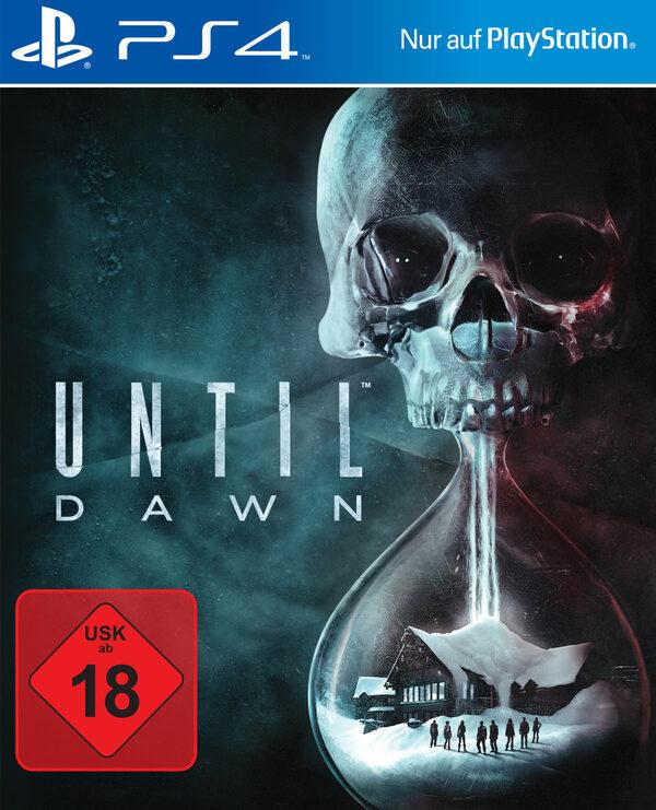 Until Dawn Playstation 4 Bild