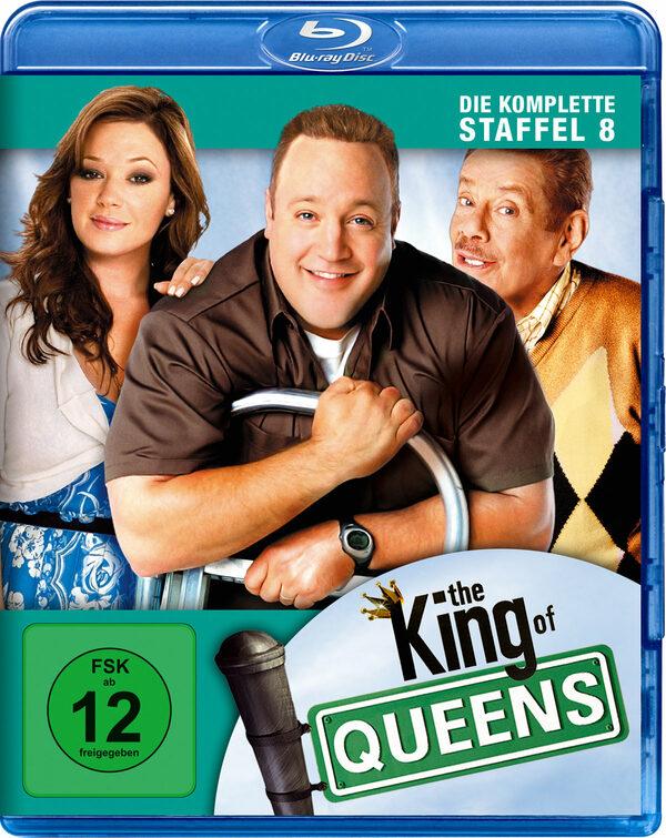 King of Queens - Komplette Staffel 8  [2 BRs] Blu-ray Bild