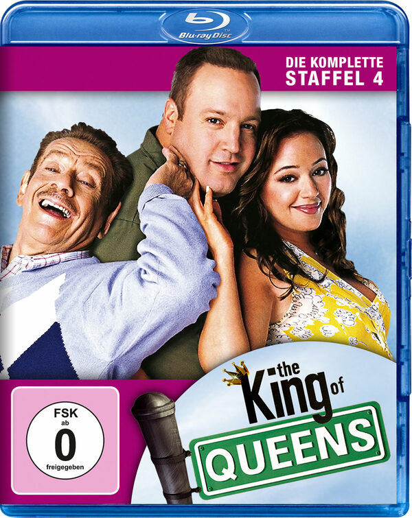 King of Queens - Komplette Staffel 4  [2 BRs] Blu-ray Bild