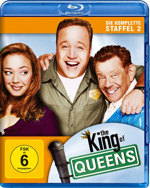 King of Queens - Komplette Staffel 2 [2 BRs] Blu-ray Bild