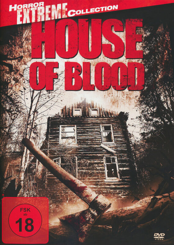 House of Blood - Horror Extrem Collection DVD Bild