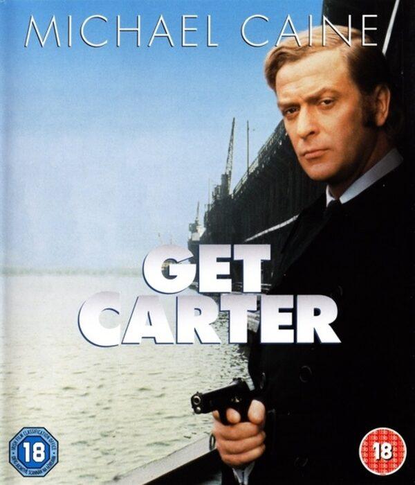 Get Carter UK Blu-ray Bild