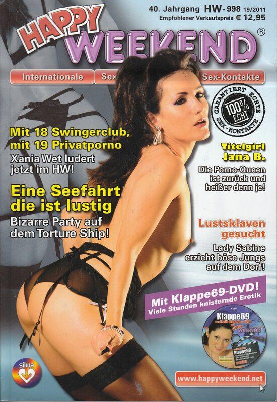 Happy Weekend Nr. 998 + DVD Magazin DVD-Magazin Bild