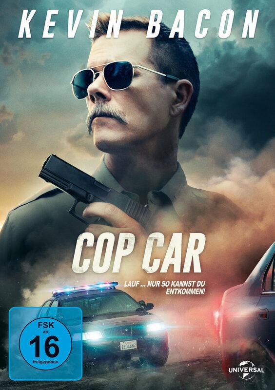 Cop Car DVD Bild