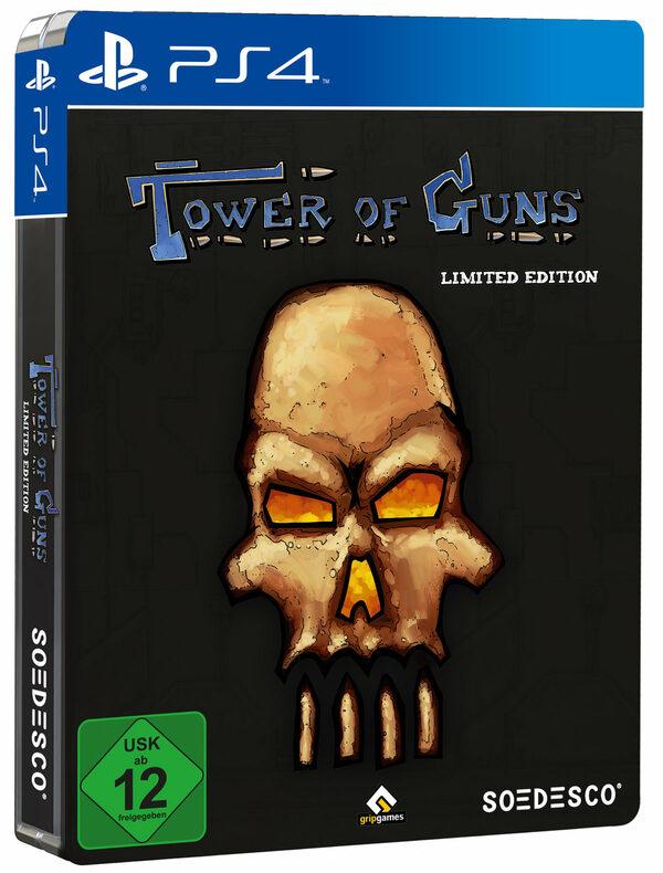 Tower of Guns - Limited Edition Playstation 4 Bild