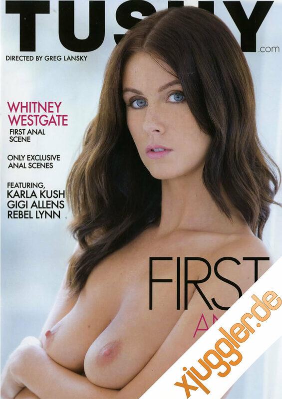 First Anal DVD Bild