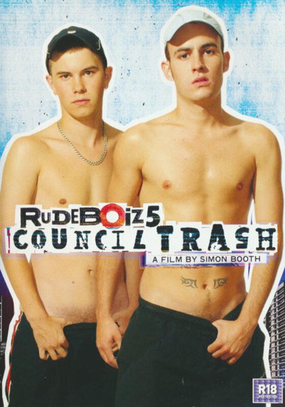 Rudeboiz  5 - Council Trash Gay DVD Bild