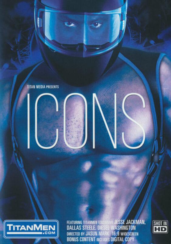 Icons Gay DVD Bild