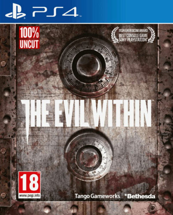 The Evil Within - Steelbook Edition Playstation 4 Bild