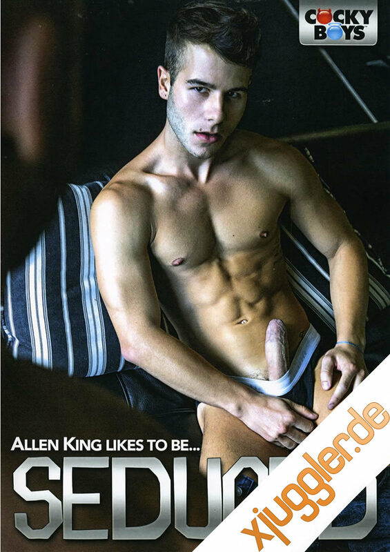 Seduced Gay DVD Bild