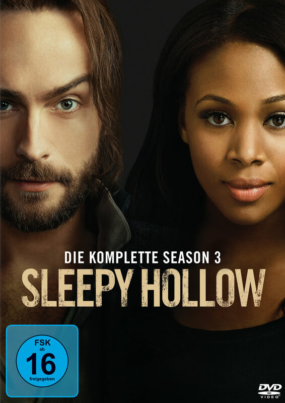 Sleepy Hollow - Season 3  [5 DVDs] DVD Bild