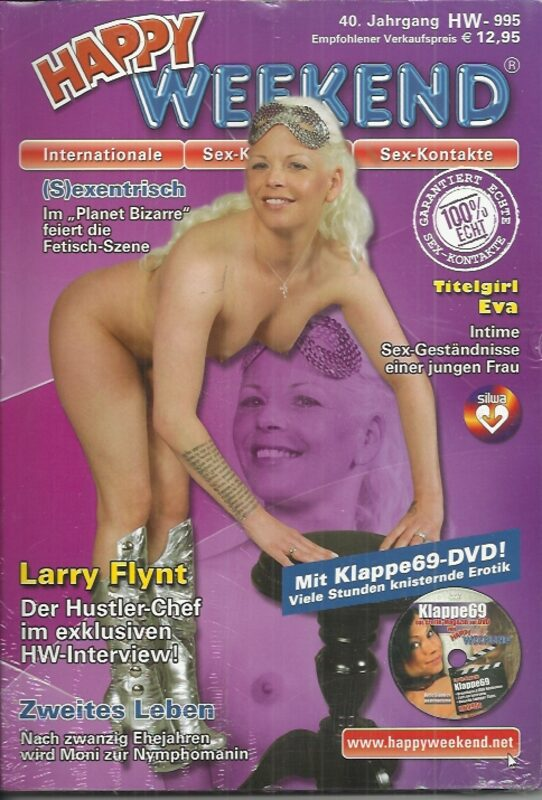 Happy Weekend 995 + DVD DVD-Magazin Bild
