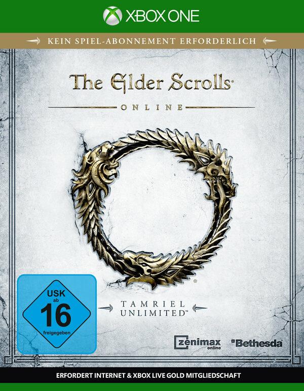 The Elder Scrolls Online: Gold Edition XBox One Bild