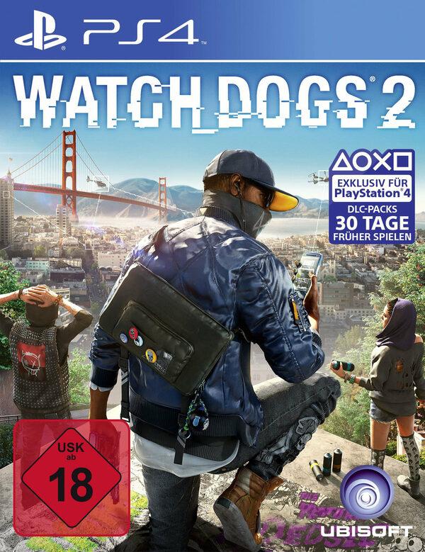 Watch Dogs 2 Playstation 4 Bild