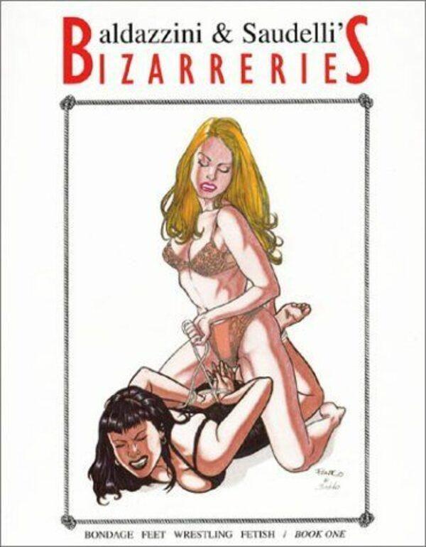 Baldazzini & Saudelli's Bizarreries - Book One Comic Bild