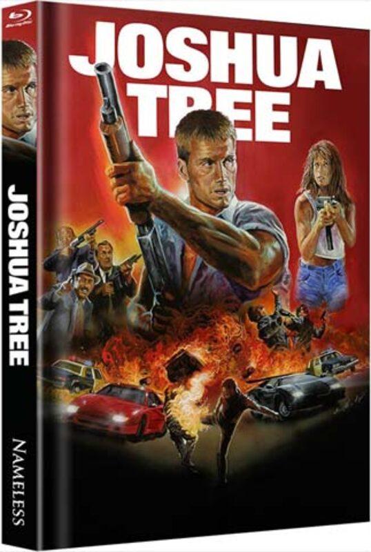 Joshua Tree - Limited BluRay Mediabook Blu-ray Bild