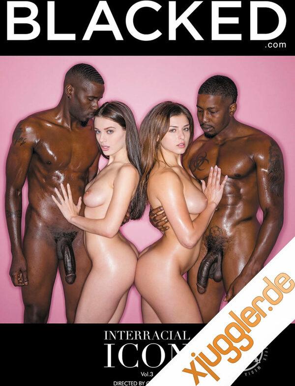 Interracial Icon 3 DVD Bild