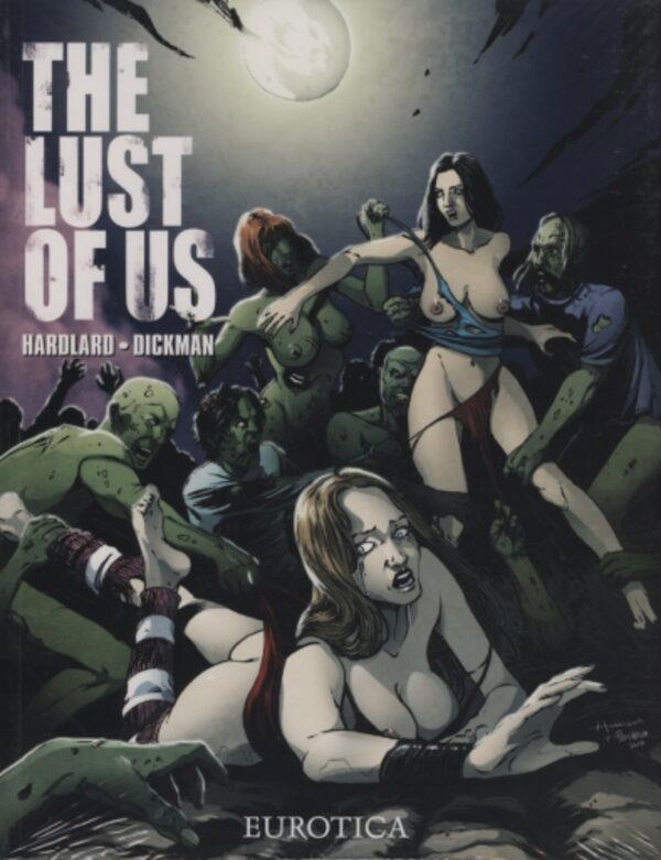 The Lust of US Comic Bild