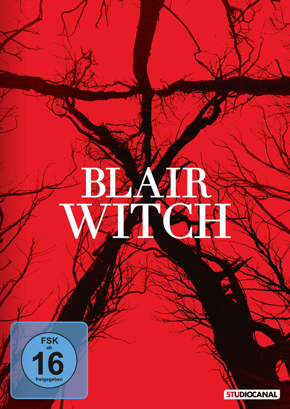 Blair Witch DVD Bild