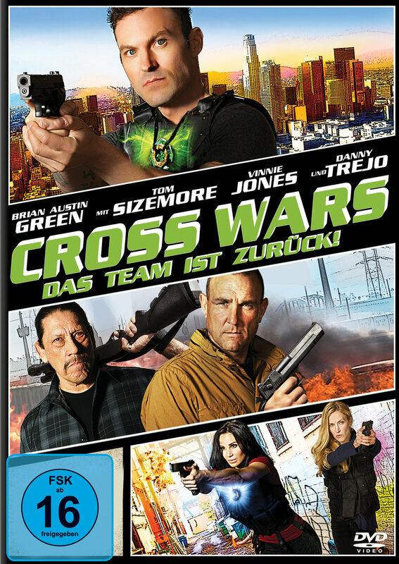 Cross Wars - Das Team ist zurück! DVD Bild