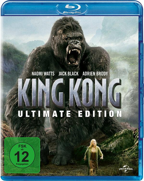 King Kong - Ultimate Ed. [LE] [2 BRs] Blu-ray Bild