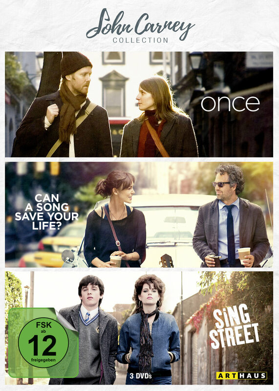 John Carney Collection  [3 DVDs] DVD Bild