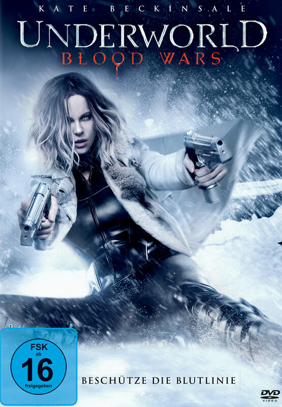 Underworld: Blood Wars DVD Bild
