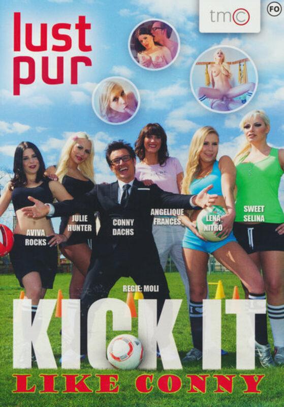 Kick It Like Conny Porno | XJUGGLER DVD Shop
