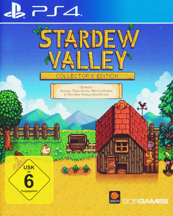 Stardew Valley - Collector's Edition Playstation 4 Bild