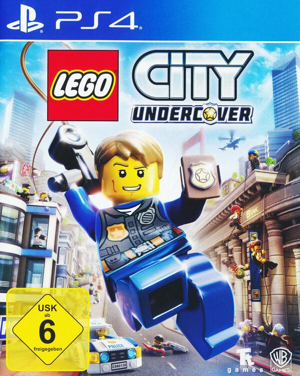 Lego City Undercover Playstation 4 Bild