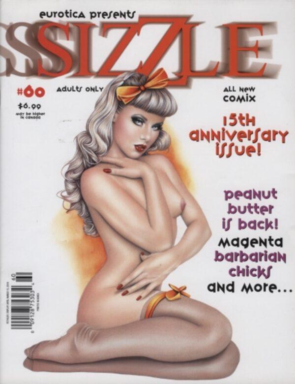 Sizzle 60 Comic Bild