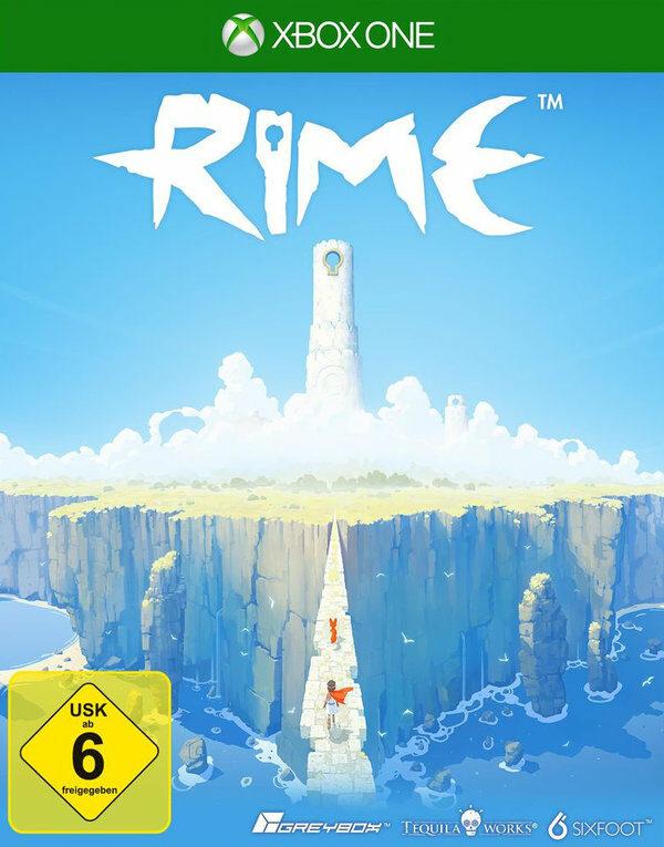 RiME XBox One Bild