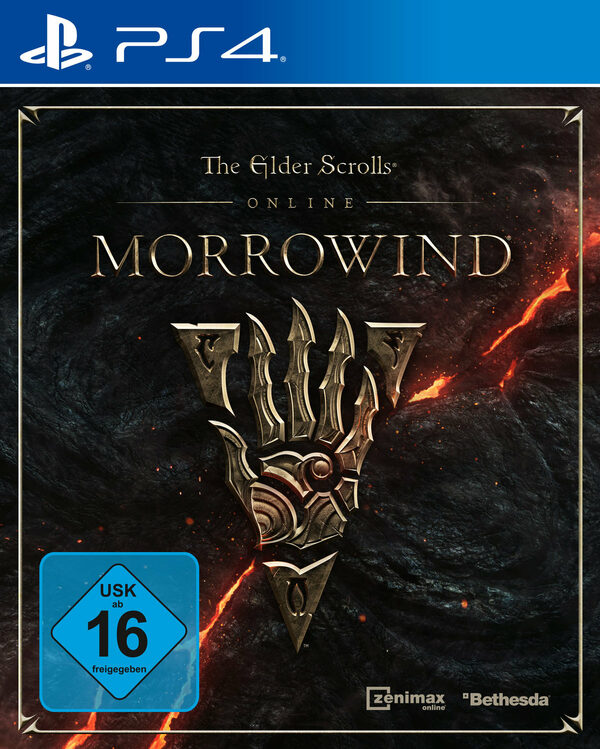 The Elder Scrolls Online: Morrowind Playstation 4 Bild