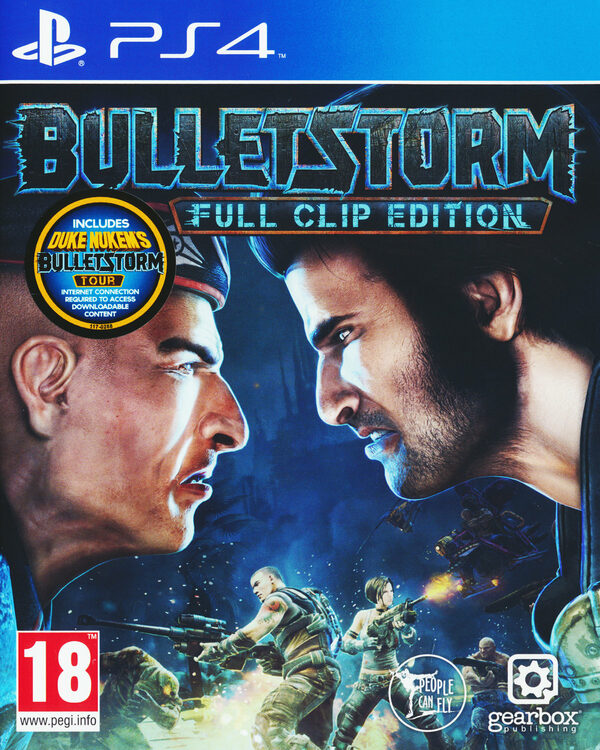 Bulletstorm - Full Clip Edition (PEGI) Playstation 4 Bild