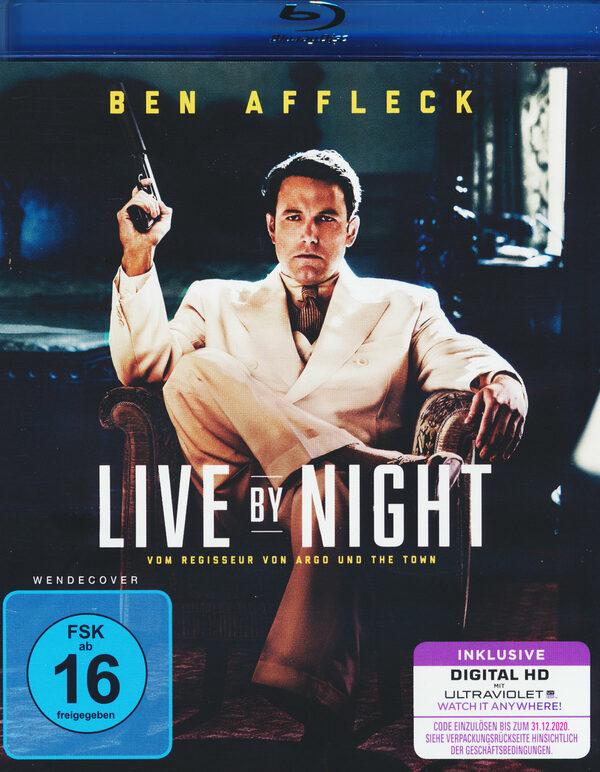 Live By Night Blu-ray Bild