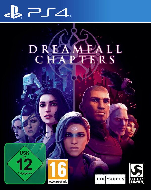 Dreamfall Chapters Playstation 4 Bild