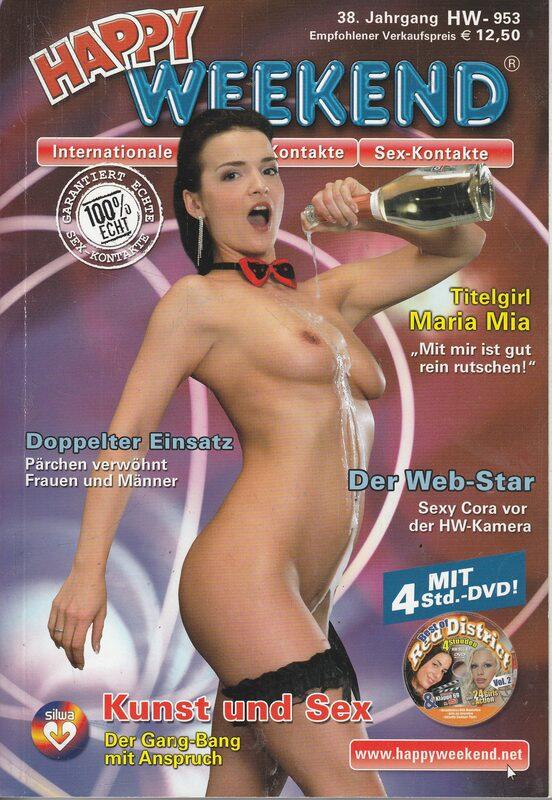 Happy Weekend Nr. 953 + DVD DVD-Magazin Bild