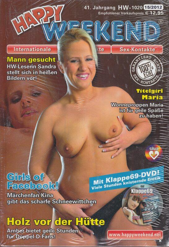 Happy Weekend Nr. 1020 + DVD DVD-Magazin Bild