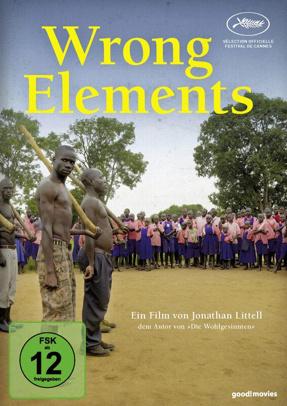 Wrong Elements DVD Bild