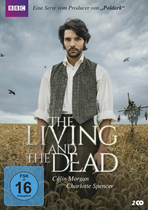 The Living and the Dead  [2 DVDs] DVD Bild