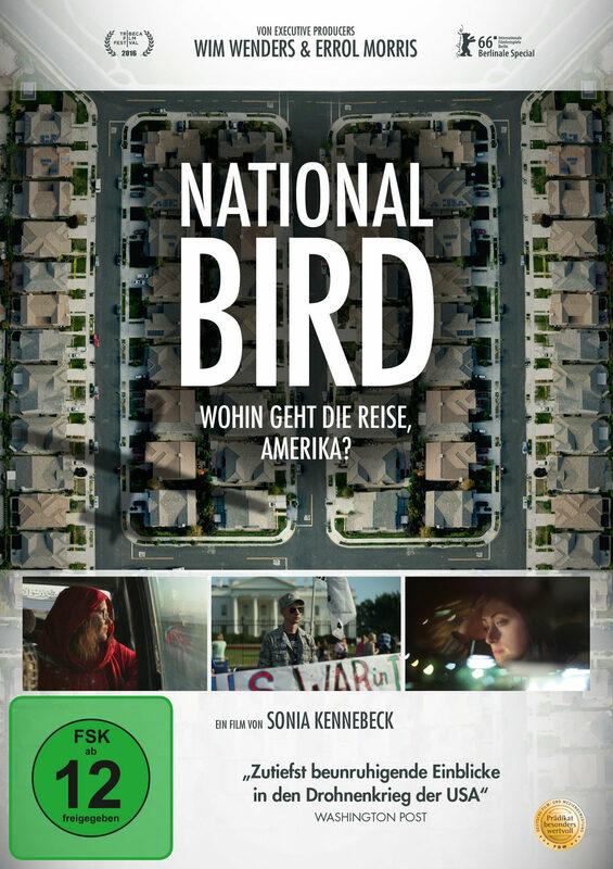 National Bird DVD Bild